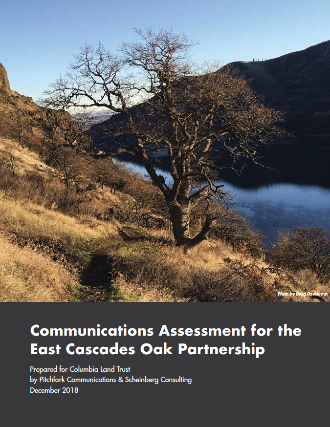 East Cascades Oak Partnership