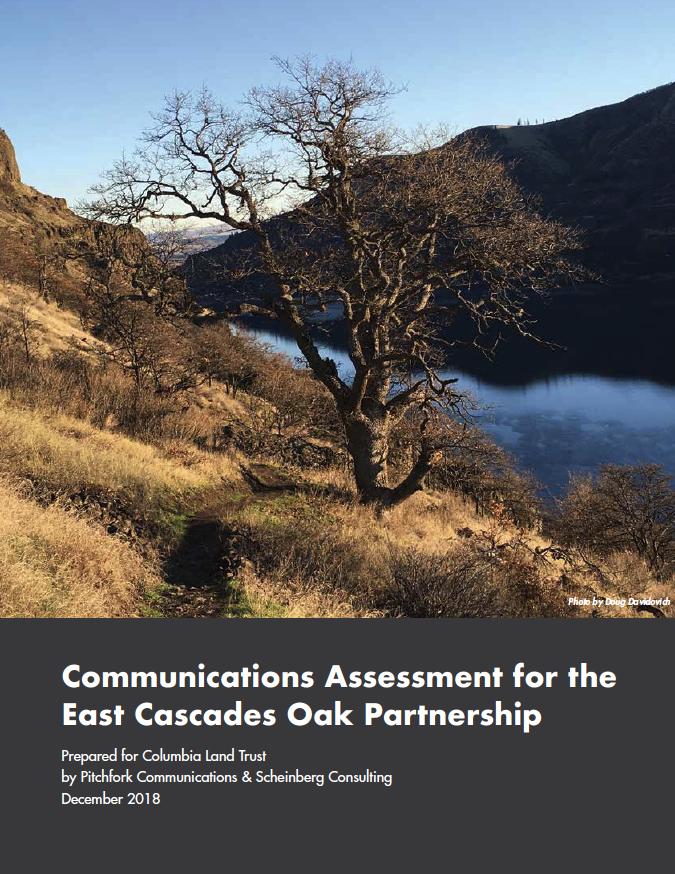 East Cascades Oak Partnership